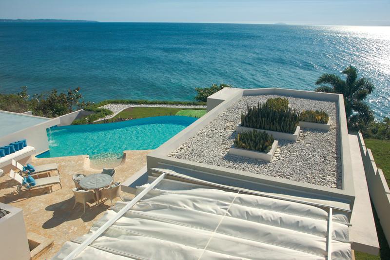 Floor Plan for Grand Luxury Villa at Aguadilla