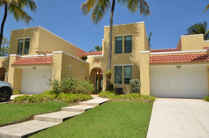 Floor Plan for  Luxury 4 Bedroom Beachfront Villa At Dorado Reef